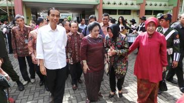 Megawati Bongkar Rahasia Jokowi di Depan Mahasiswa