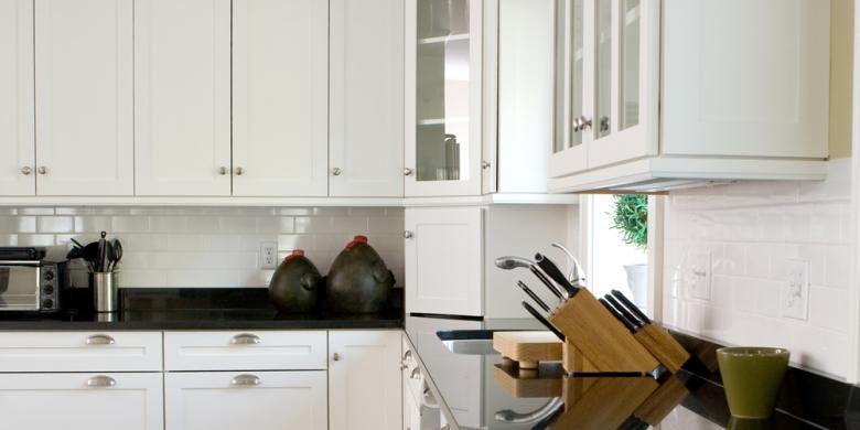 dapur cantik tanpa harus bermewah mewah