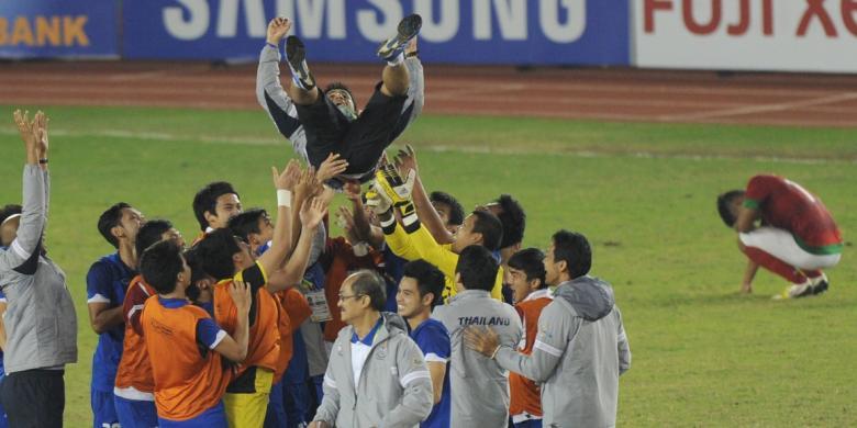 Indonesia Vs Thailand, Reuni 2013 Berbalut Dendam Halaman