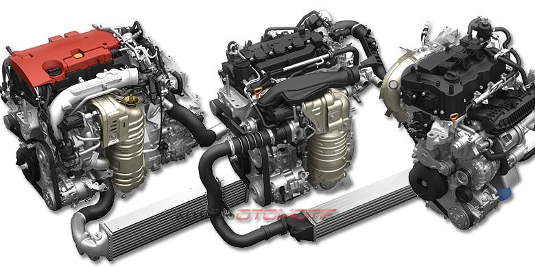 Vigaro Automotive: Honda Prepares 3 Direct Injection Turbo Machine