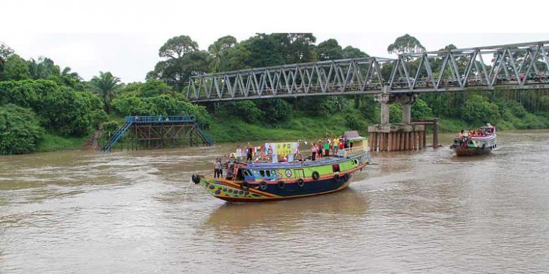 Bangkok Saja Punya Wisata Sungai, Palembang Juga Bisa!