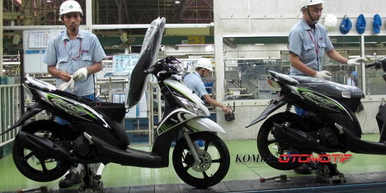 Yamaha Pesimistis Angka Penjualan 2017 Bisa Lebih Baik