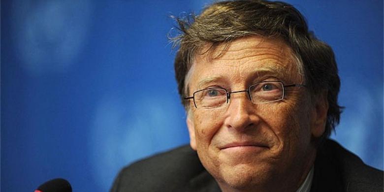 Ulang Tahun Ke-61, Bill Gates Masih Terkaya Di Dunia