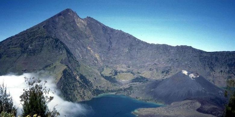 Kunjungan Wisman Ke Gunung Rinjani Mencapai 30.000 Orang