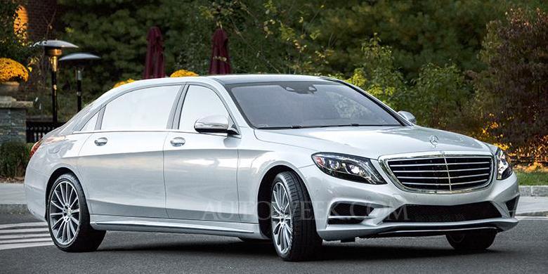 Mercedes benz bocorkan rahasia kebangkitan maybach for Mercedes benz s600 2014