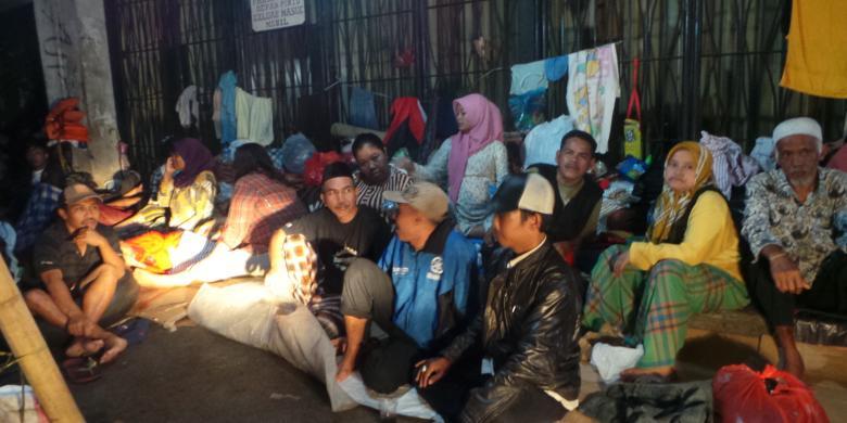 Warga Kampung Pulo Tolak Relokasi Tawaran Jokowi