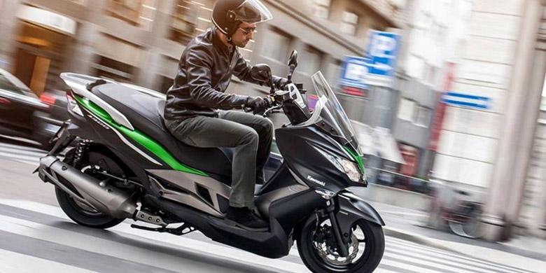 """Peluang Kawasaki Indonesia Bermain """"Maxi Scooter"""""""