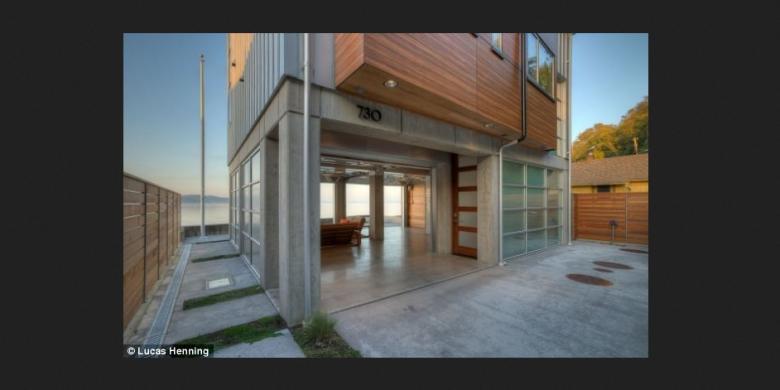 rumah anti tsunami rangka baja dan tulang beton asalasah