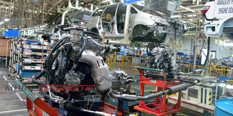 Mendag: Satu Robot Bisa Gantikan 5 Tenaga Kerja