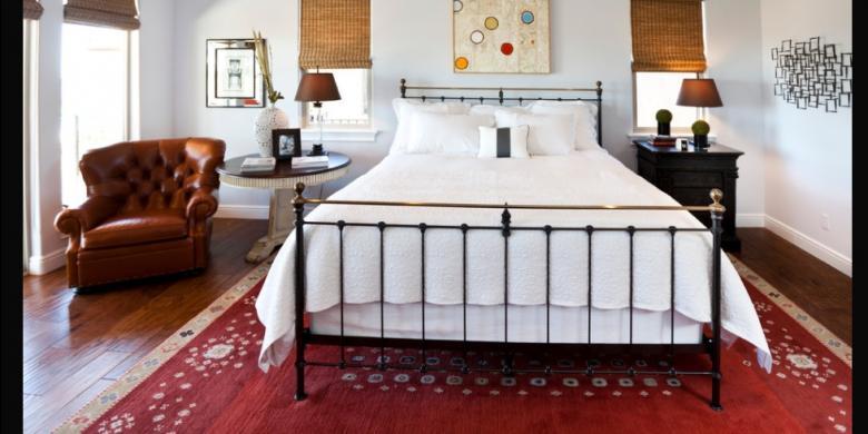 ini cara membuat kamar tidur yang nyaman