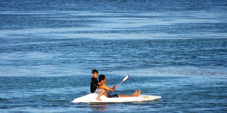 Menikmati Indahnya Pantai Kolbano di Pulau Timor