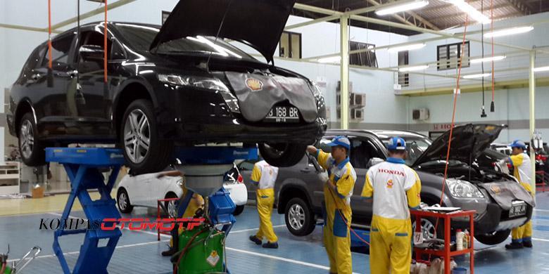 """Honda Terus Kampanyekan """"Recall"""" Buat Konsumen Indonesia"""