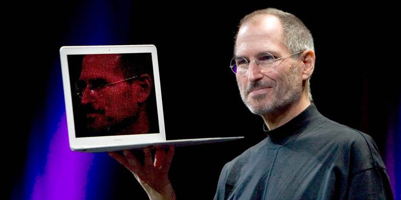 Ayah Kandung Steve Jobs Menyesal Tak Mengenal Anaknya
