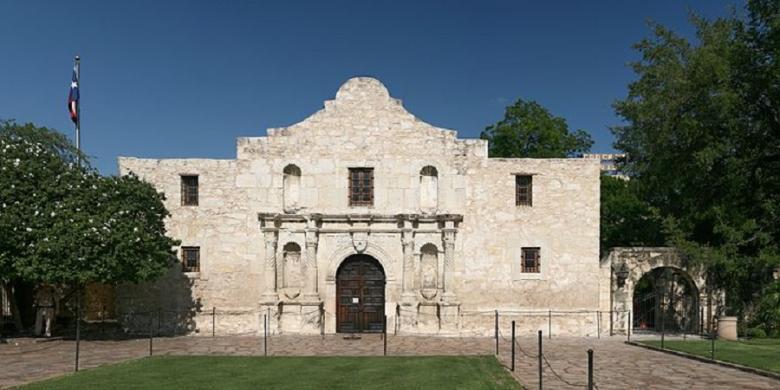 benteng Alamo