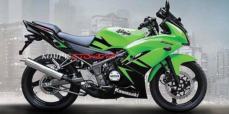 Kawasaki Ninja R  Tak