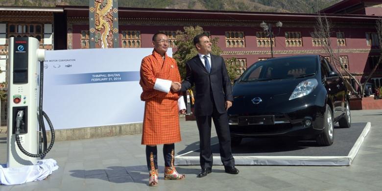 Bhutan Mulai Incar Turis Indonesia