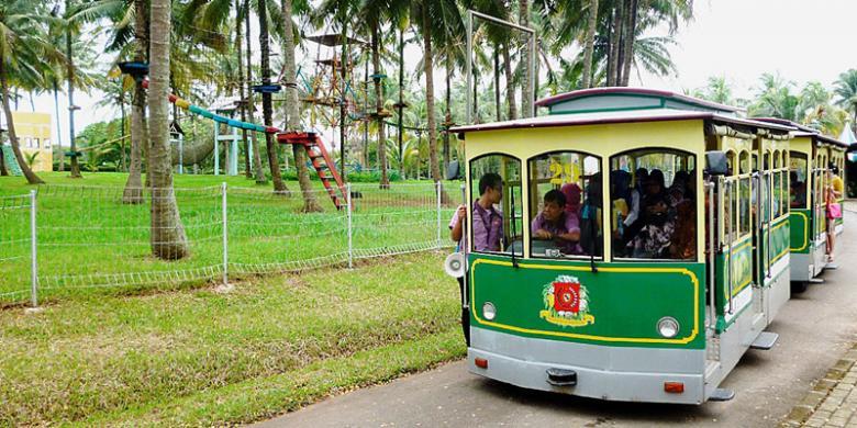 :Libur Lebaran, Mekarsari Gelar Pesta Durian Hingga Karnaval Air