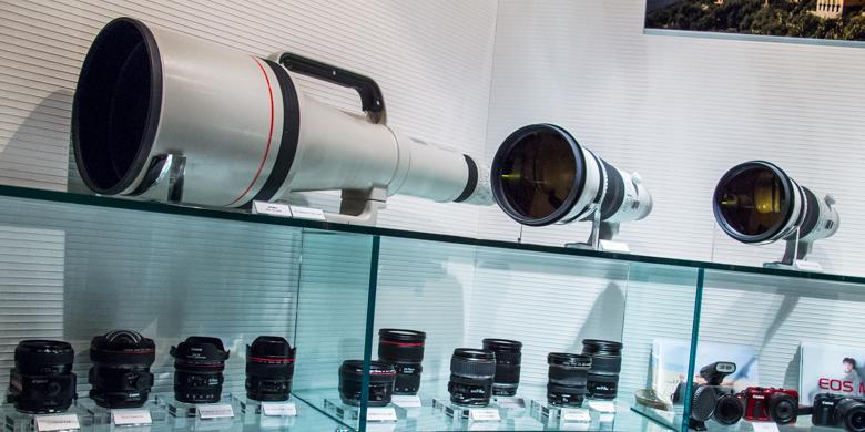 Menelusuri Sejarah Kamera Di Museum Canon