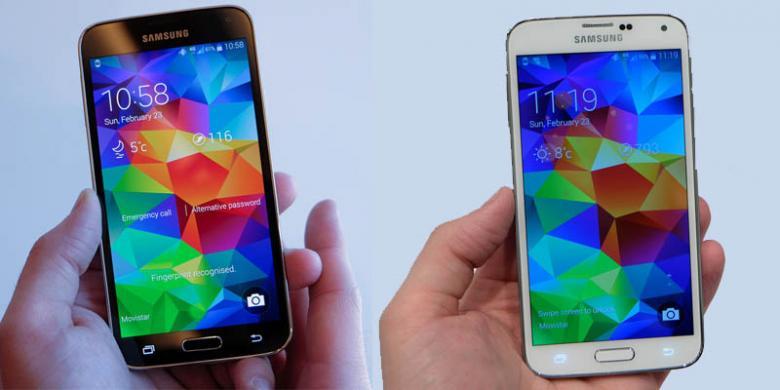 Jelang Rilis Galaxy S5, iPhone Banyak Ditukar