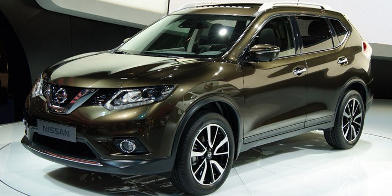 Harga Mobil All New Nissan X Trail
