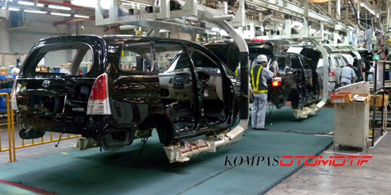 Lokalisasi Industri Otomotif Indonesia Tertinggal Thailand