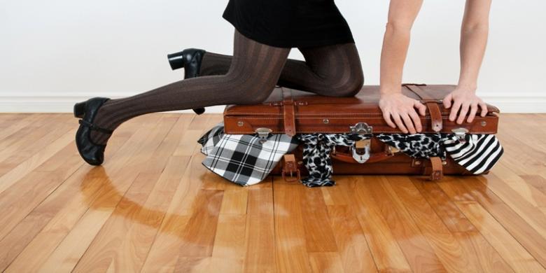5 Tips Untuk Perempuan Agar Muat Banyak Barang Dalam Koper