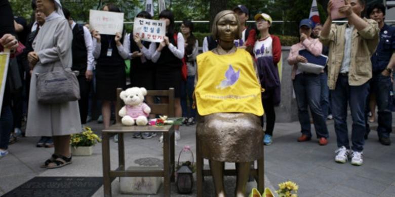 AP Photo Isu perempuan asing yang dijadikan pekerja seks Jepang selama ...