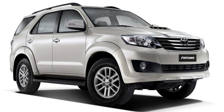Toyota Indonesia Siapkan Fortuner Diesel 4x4 - Kompas.com