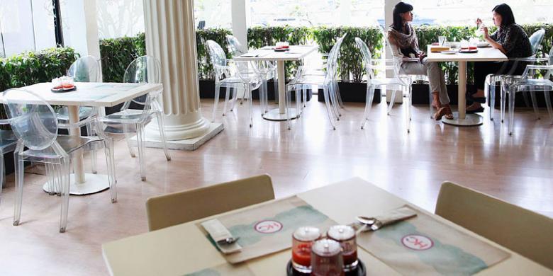 Hong Kong Cafe Sarinah Satu Sudut Hong Kong Cafe
