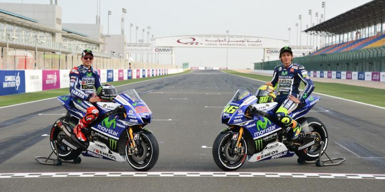 Yamaha Hadir di Qatar dengan Tampilan Baru - Kompas.com