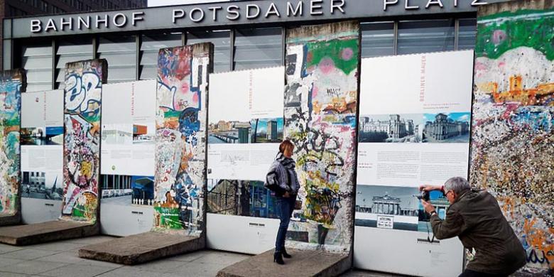 Berkat Reunifikasi, Harapan Hidup Warga Jerman Timur Lebih Panjang