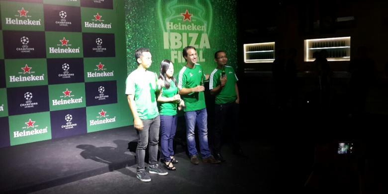 Berita terbaru: Heineken Gelar Nonton Bareng Final Liga Champions