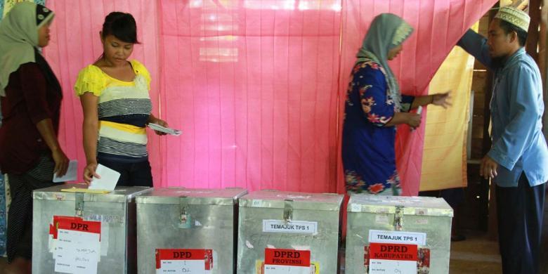 3 anggota KPPS di Lampung Meninggal saat pemilu