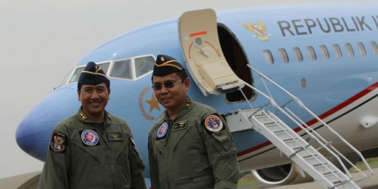 Pesawat kepresidenan indonesia tiba di myanmar celebrity