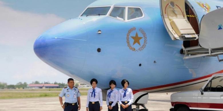 Pesawat Indonesia Pertama Pesawat Kepresidenan Pertama