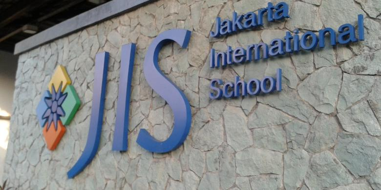 Jakarta international school (kompas.com/andri donnal putera)