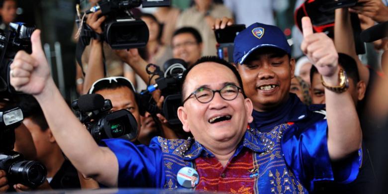 Nasib Akhir Ruhut dan Hayono Isman Ada di Tangan SBY