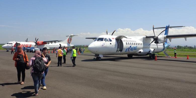 Penerbangan Jakarta-Banyuwangi Dibuka April