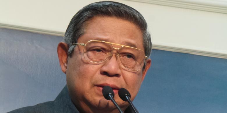 Ini Ungkapan Hati SBY di Depan Pejabat Sebelum Lepas Jabatan Presiden