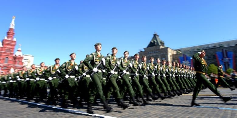 Inilah 10 Negara dengan Militer Terkuat di Dunia