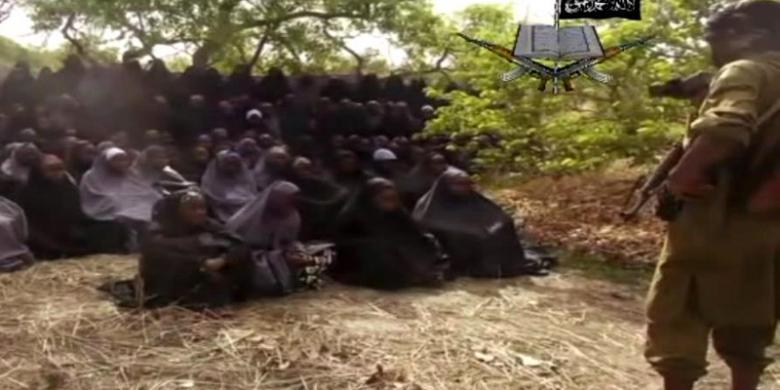 Nigeria-Boko Haram Gencatan Senjata, 200 Siswi yang Diculik Segera Bebas