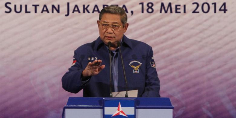 SBY Bisa Mengubah Peta Perpolitikan di Masa Tenang