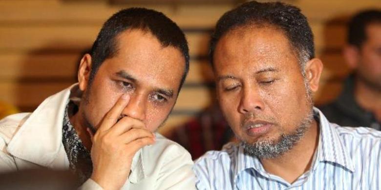 Komisi III DPR Tolak Deponering Kasus Abraham dan Bambang