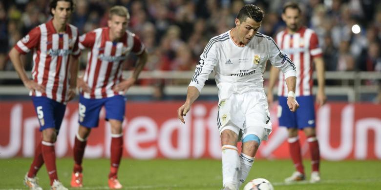 Berita terbaru: Real Madrid Raih Mimpi La Decima