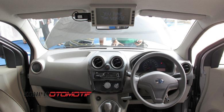 Cara Instan Dongkrak Penampilan MPV Murah Datsun - Kompas.com