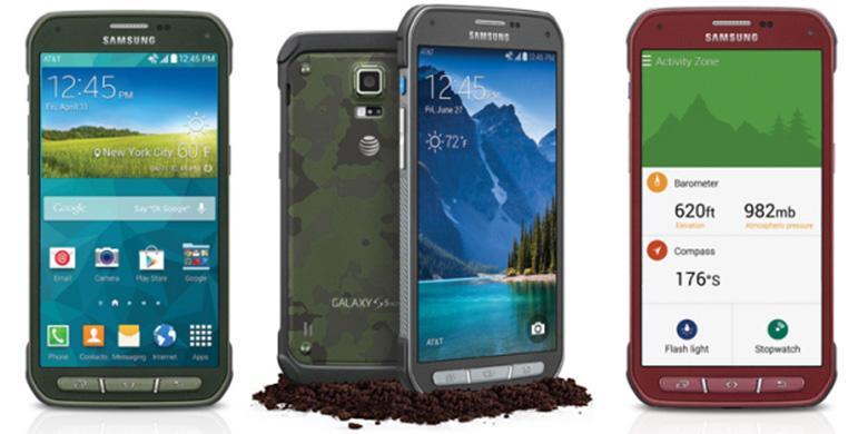 Galaxy S5 Active Diam Diam Sudah Bisa Dibeli