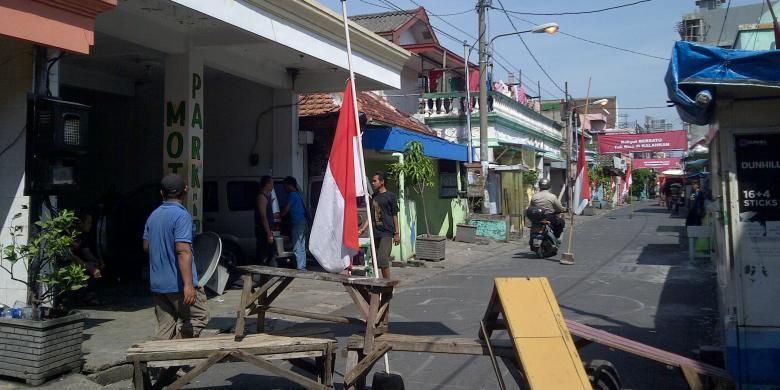 Kontroversi penutupan Gang Dolly, kawasan lokalisasi di Surabaya