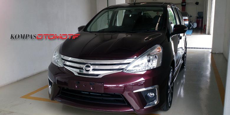 All New Nissan Livina 2014   Autos Post