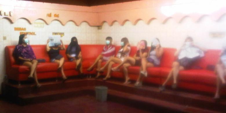 70 PSK Dolly Surabaya Di Kirim ke UPT Rehabilitasi Sosial Tuna Susila di Kediri