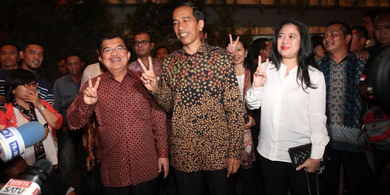 Jokowi: Ada yang Niru Blusukan ke Pasar Ya Enggak Apa-apa